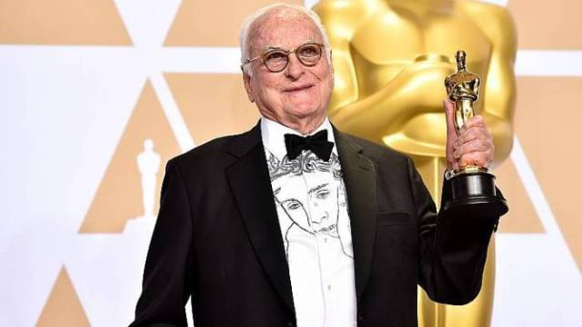 James Ivory Call me by your name El Palomitrón Oscar 2018