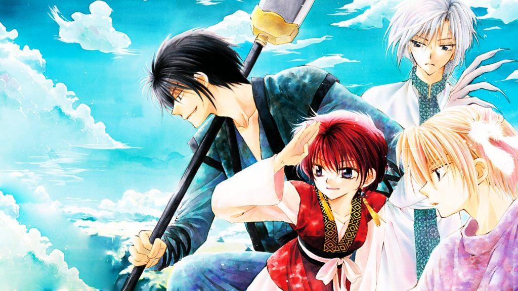 Reseña de Yona, Princesa del Amanecer #2 y #3, de Mizuho Kusanagi