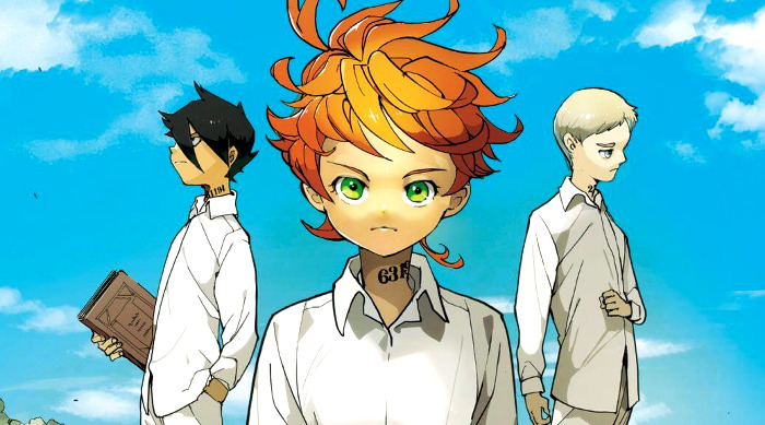 Reseña de The Promised Neverland #1 principal - el palomitron