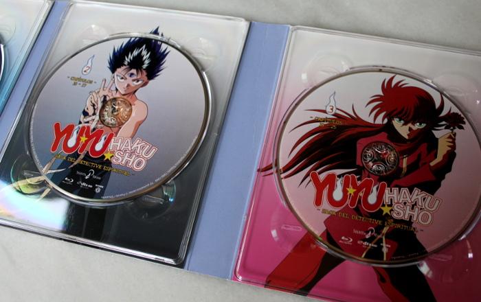 Yu Yu Hakusho Box 1, de Selecta Visión discos - el palomitron
