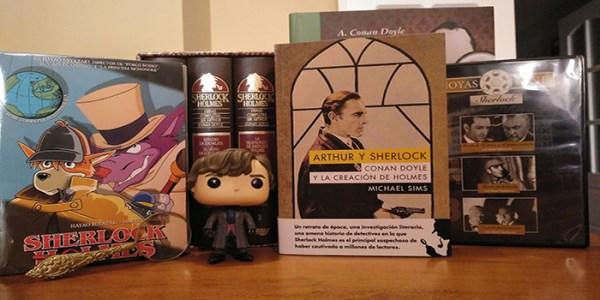 Varios Holmes Arthur y Sherlock El Palomitrón