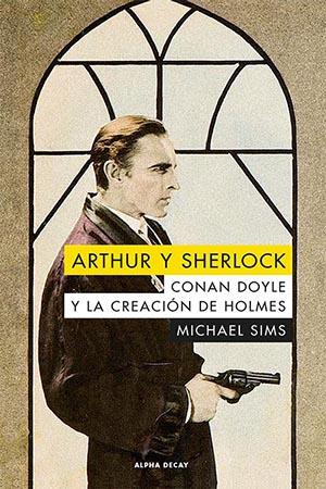 Portada Arthur y Sherlock El Palomitrón