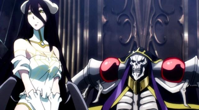 tercera temporada del anime Overlord principal - el palomitron