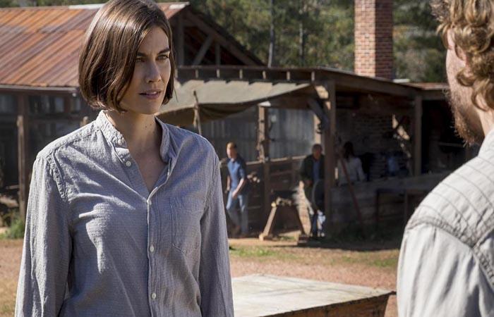 Maggie The Walking Dead El Palomitrón