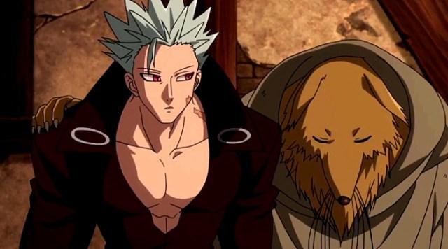 Crítica de Nanatsu no Taizai segunda temporada capítulos 11-15 Ban y Zhivago - el palomitron