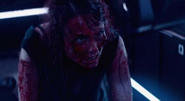 El ataúd de cristal- Sangre-