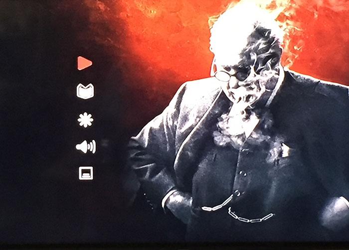 El instante más oscuro- Churchill - El Palomitrón