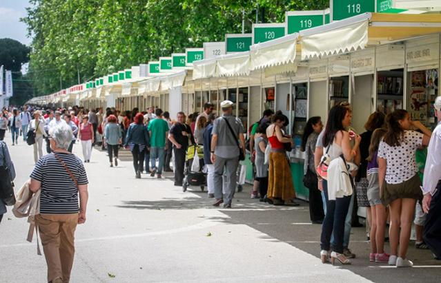 Firmas LIJ en la Feria del Libro Madrid 2018 1 - EL PALOMITRÓN