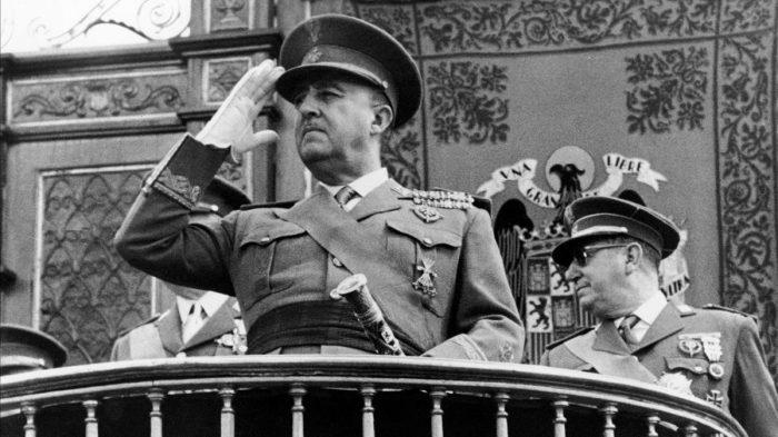 Las peliculas que vio Franco (Caudillo) - El Palomitron