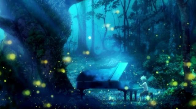 Primeras impresiones de Piano no Mori Kai tocando el piano - el palomitron