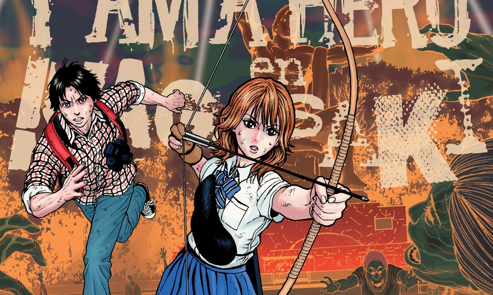 Reseña de I am a hero en Nagasaki, de Kengo Hanazawa destacada - el palomitron