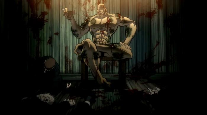 Se confirma el anime de Baki, la obra de Keisuke Itagaki principal - el palomitron