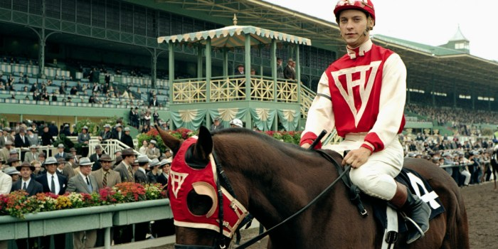 seabiscuit tobey maguire
