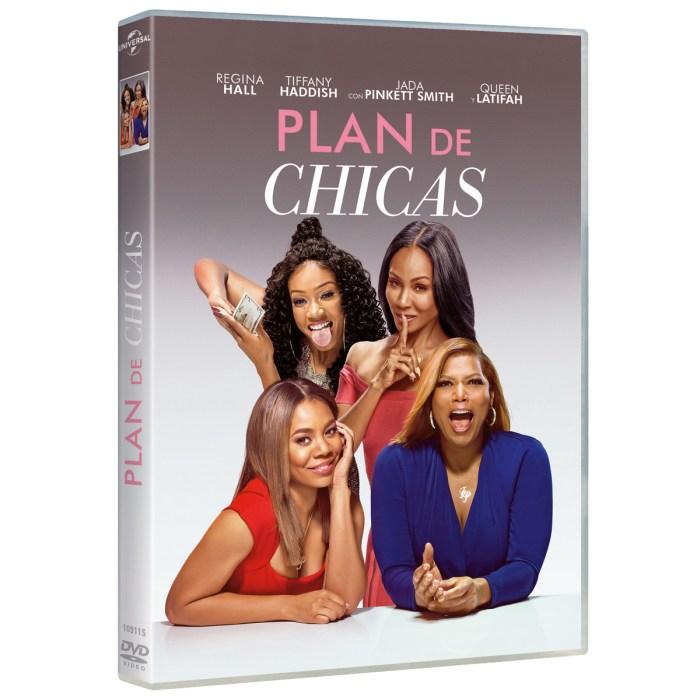 Plan de chicas DVD - El Palomitrón