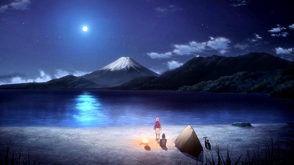 Laid-Back Camp y su efecto en Japón destacada - el palomitron
