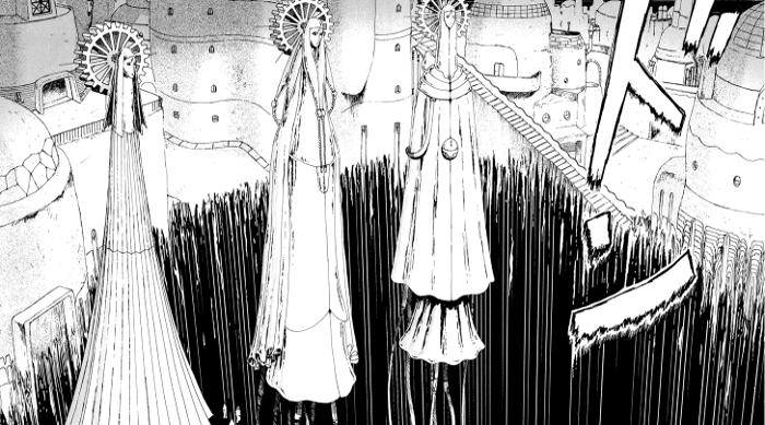 Reseña de La música de Marie, de Usamaru Furuya sabios - el palomitron