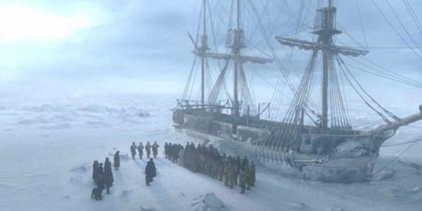 THE TERROR-HMS THE TERROR-EL PALOMITRON