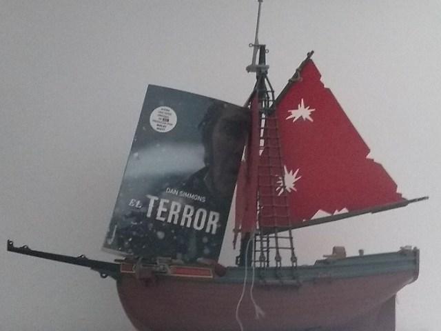 THE TERROR-LIBRO-EL PALOMITRON
