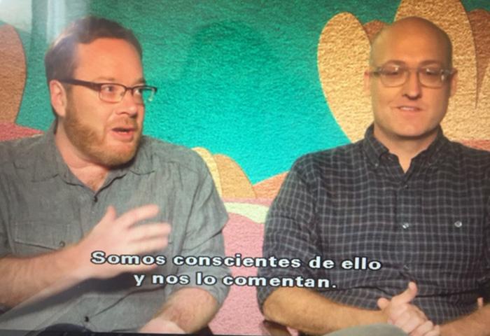 Trolls- Directores- El Palomitron