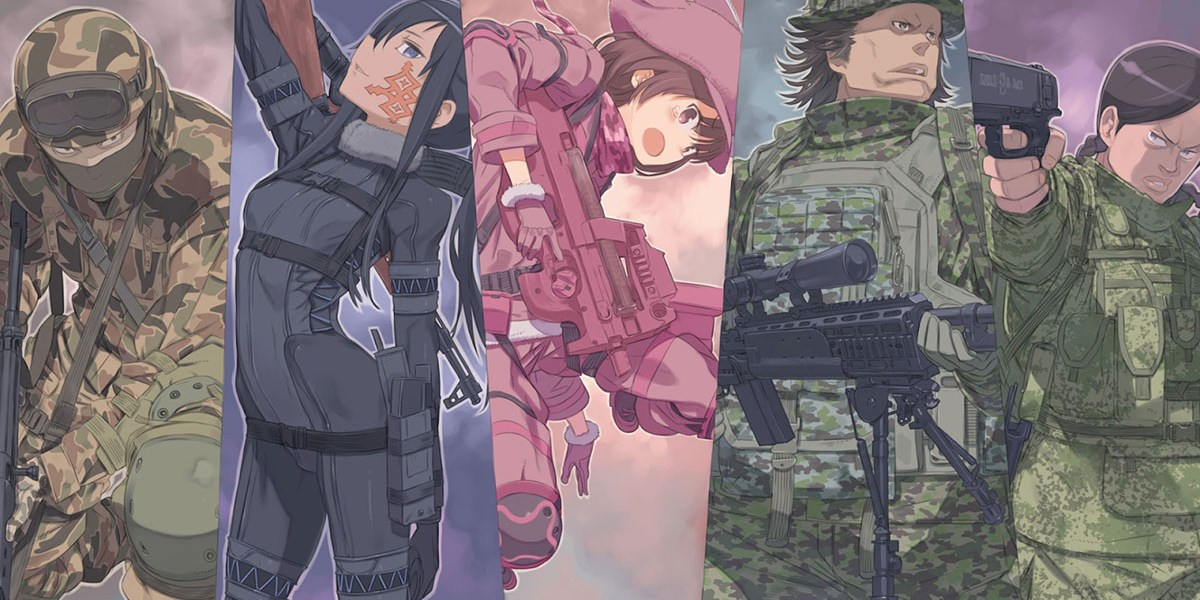 SAO Alternative Gun Gale Online y la distancia con Sword Art Online