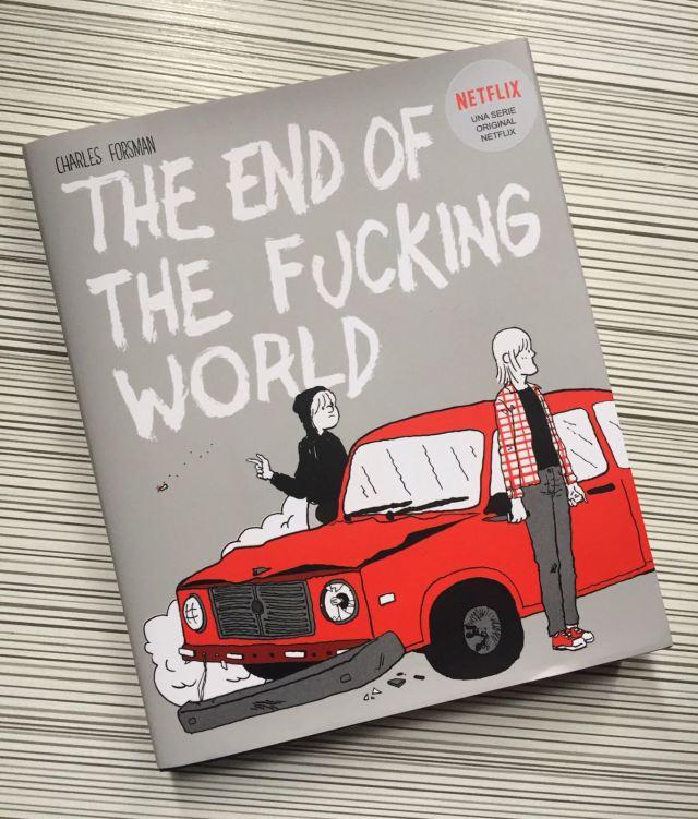 Comic The end of the fucking world - El Palomitrón