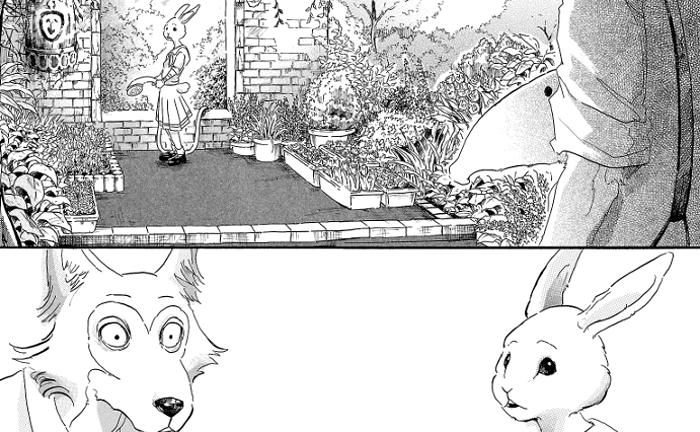 Reseña de BEASTARS #1, de Paru Itagaki Haru - el palomitron