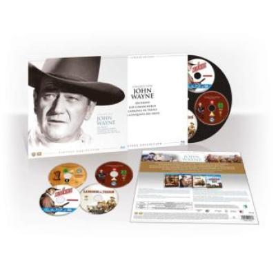 John Wayne Blu ray