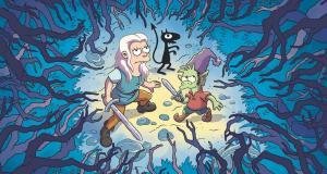 portada desencantanto Matt Groening Netflix – El Palomitron