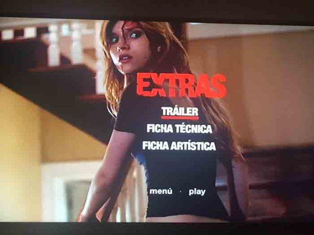 Amityville- Extras- El Palomitron