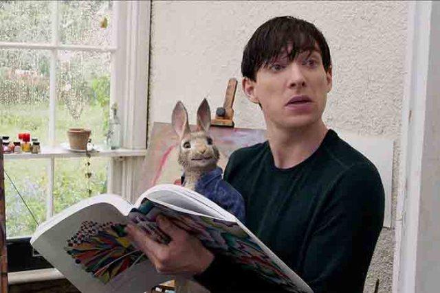 Peter Rabbit- Protagonista- El Palomitron