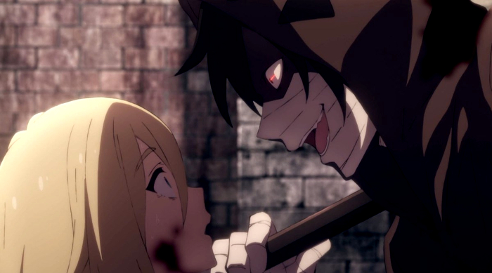 Recomendaciones anime verano 2018 Angels of Death - el palomitron