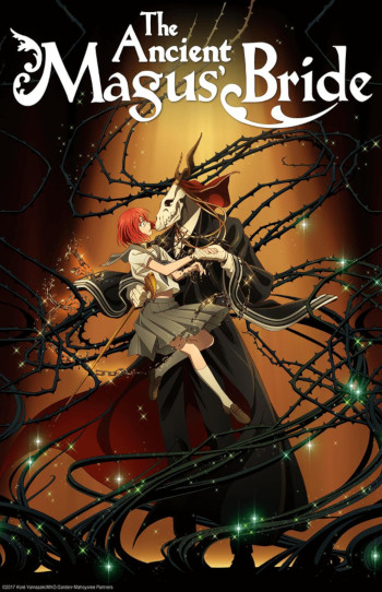 licencias de Selecta Visión The Ancient Magus Bride - el palomitron