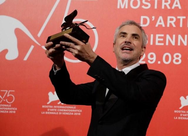 Alfonso Cuarón Biennale -El Palomitrón