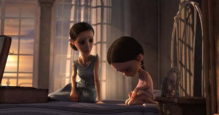 Ana y Bruno- Madre e hija- El Palomitrón