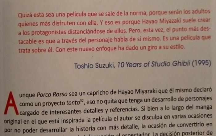 'Biblioteca Studio Ghibli Porco Rosso', de Manu Robles Galería 6 - El Palomitrón