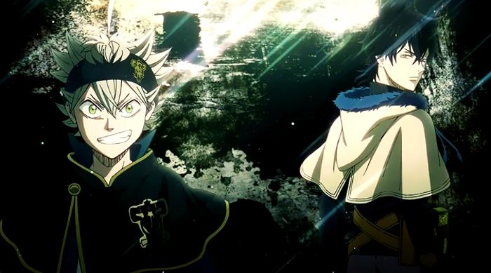 El anime Black Clover continuará su emisión en otoño principal - el palomitron