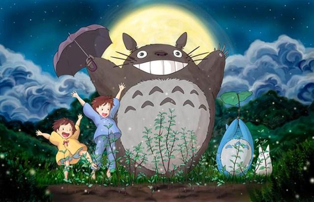 Mi vecino Totoro-Homenaje- El Palomitron