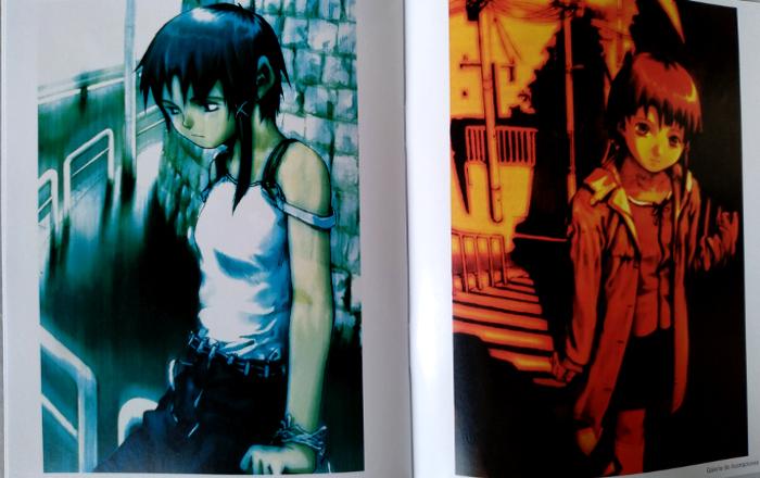 Serial Experiments Lain, de Selecta Visión Galería 12 - El Palomitrón