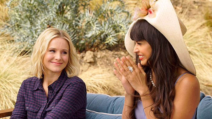 THE GOOD PLACE TEMPORADA 1 TAHANI Y ELEANOR - EL PALOMITRÓN