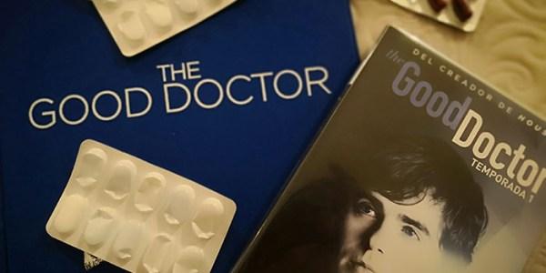 The good doctor DVD - El Palomitrón