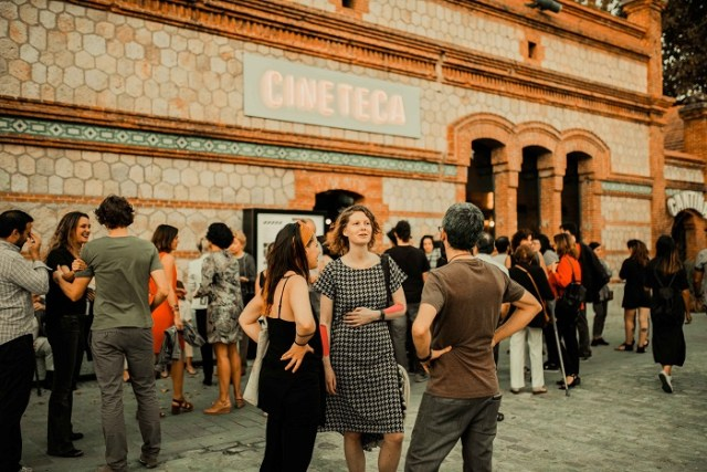 AWWF 2018 Cineteca Madrid - El Palomitrón