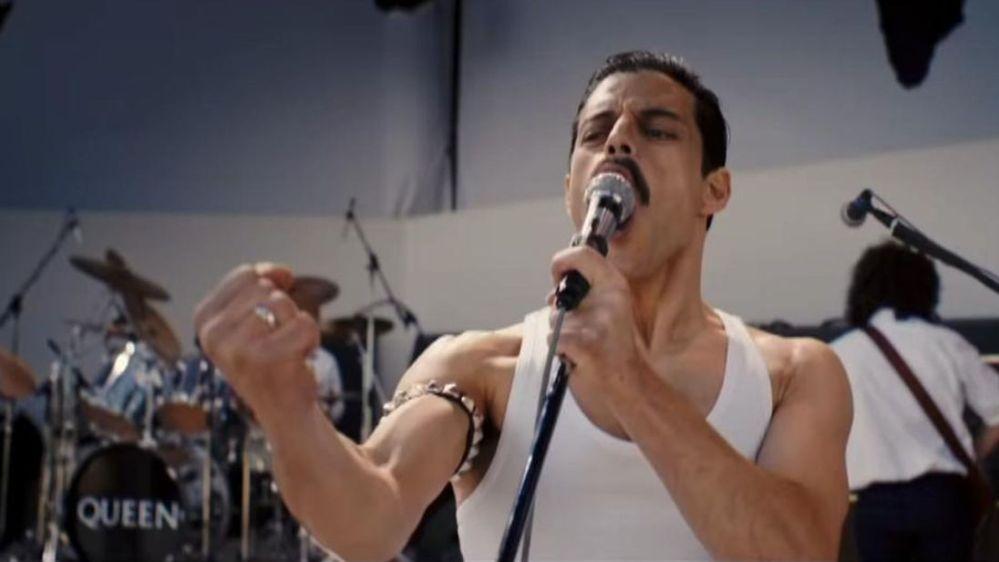 Bohemian Rhapsody Rami Malek - El Palomitron