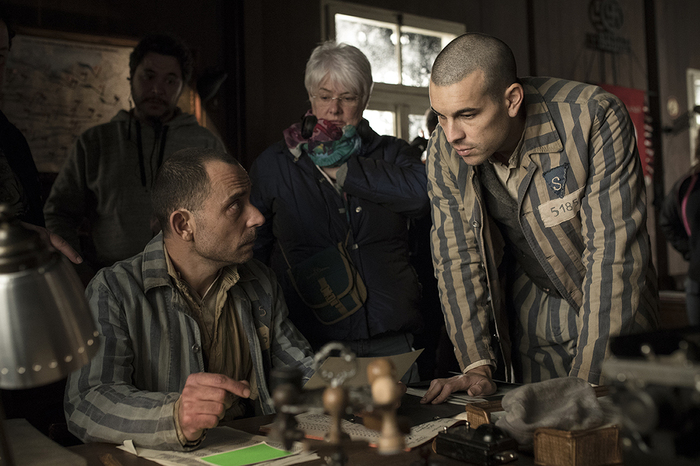 El fotografo de Mauthausen rodaje - El Palomitron
