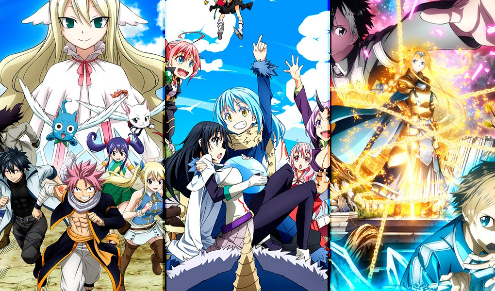 Emisiones simulcast Crunchyroll anime otoño 2018 destacada 2 - El Palomitrón