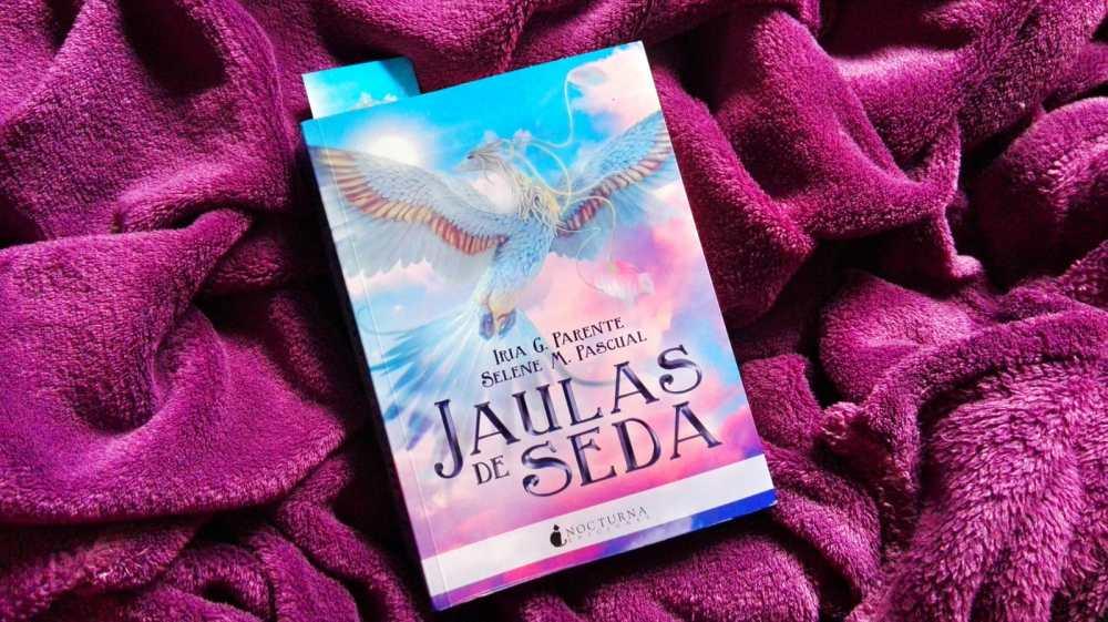 Libro Jaulas de Seda -El Palomitrón.