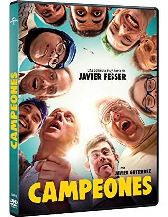 Campeones DVD El Palomitrón