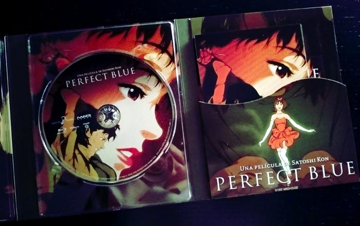 edición coleccionista de Perfect Blue Galería 6 - El Palomitrón