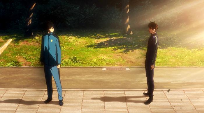 impresiones de Kaze ga Tsuyoku Fuiteiru (Run with the Wind) duo protagonista 2 - El Palomitrón