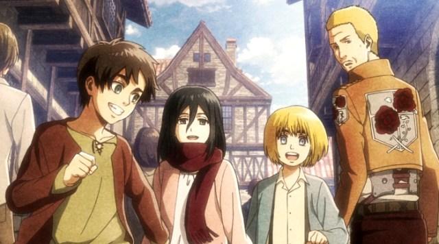 segunda parte tercera temporada de Shingeki no Kyojin principal - El Palomitrón