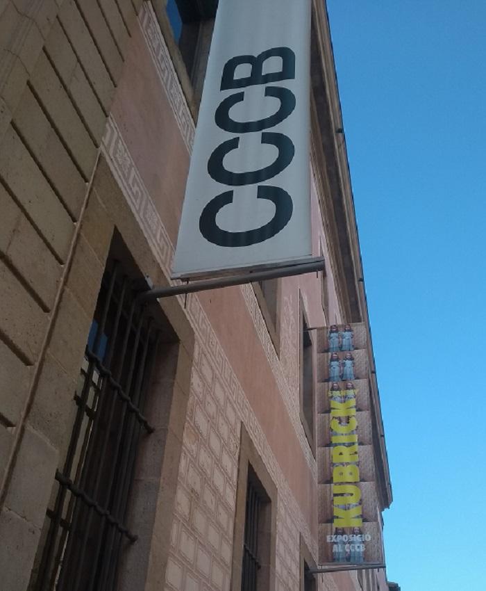 CCCB Stanley Kubrick - El Palomitrón